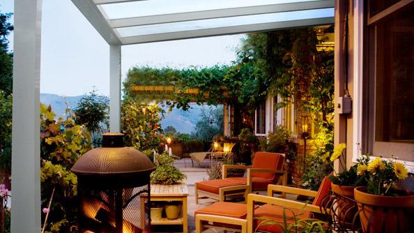 terrassenüberdachung xxl 6 x 3 basic ab 2.811,- € | die, Hause deko